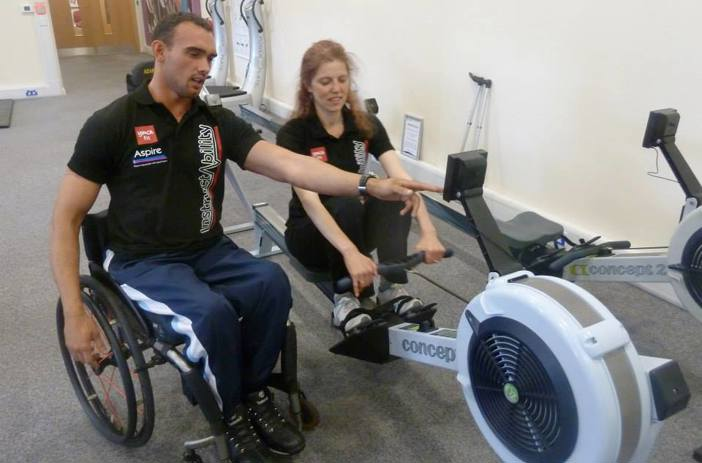 Spinal cord injury paralyses someone every four hours